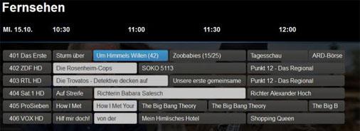 1 1 digital tv powered by telekom 1 1 dsl f hrt internet. Black Bedroom Furniture Sets. Home Design Ideas