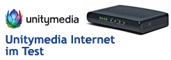 Unitymedia Internet Anbietercheck