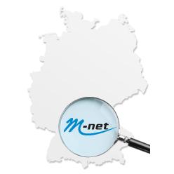 M-Net Verfügbarkeit