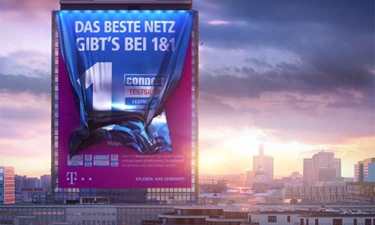 Gericht: 1&1-Werbung 'Das beste Netz' ist irreführend