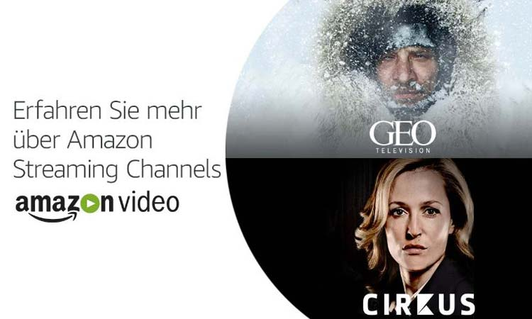 Amazon Channels Deutschland Buchen