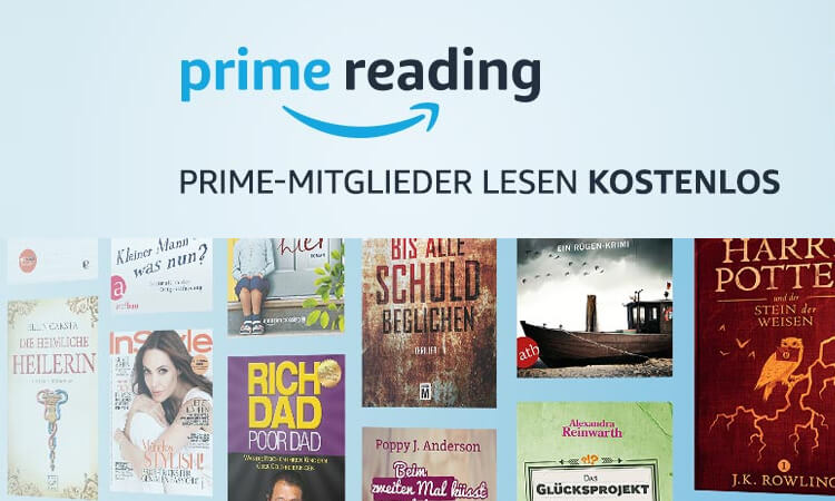 Neues Extra Gratis E Books Und E Magazine Für Amazon Prime Kunden