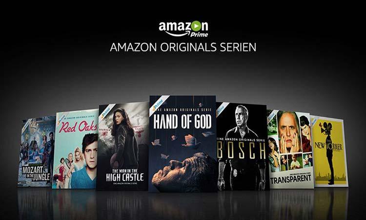 Amazon Originals Serien