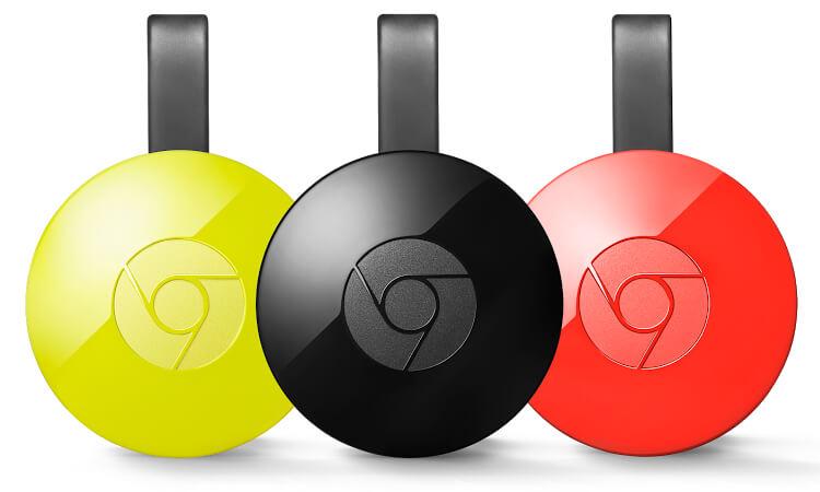 google stellt neuen chromecast und chromecast audio vor. Black Bedroom Furniture Sets. Home Design Ideas