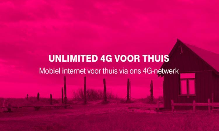LTE für Zuhause Plant Telekom Angebot mit echter Flatrate