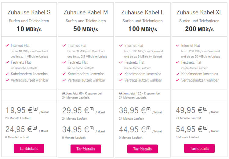 Telekom internet tv telefon