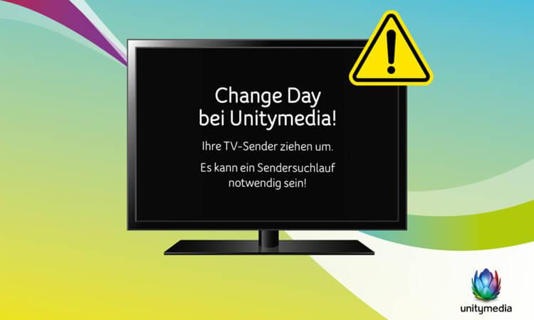 Unitymedia ordnet Sender neu