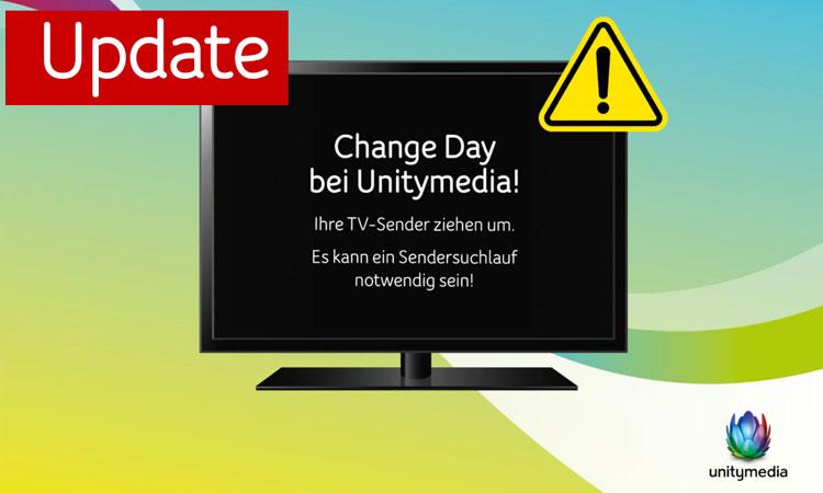 Unitymedia Umstellung Nrw