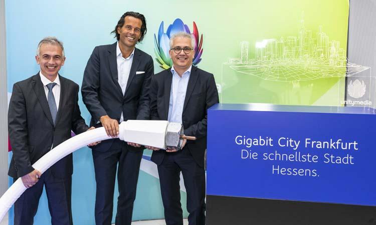 Unitymedia Frankfurt Wird Zur Zweiten Gigabit City
