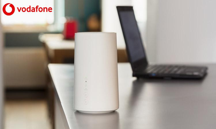 GigaCube Max Vodafone bringt 200 GB LTE Tarif für Zuhause