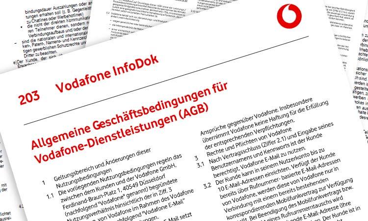 AGB Vodafone