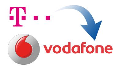 Mit Anbieterwechsel von T-Home zu Vodafone bares Geld sparen