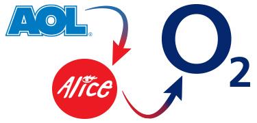 Wer Alice DSL sucht, wird jetzt bei o2 fündig