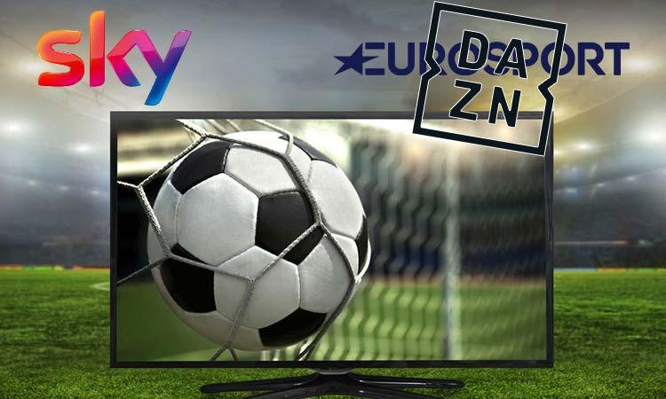 Bundesliga live im TV bei Sky + Eurosport