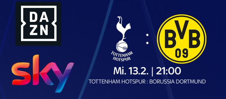 Champions League Dortmund - Tottenham