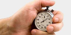 Stoppuhr: Vorteile von Verträgen für DSL ohne Mindestlaufzeit