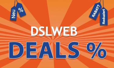 DSLWEB Deals - Rabatte, Cashback, Gutscheine