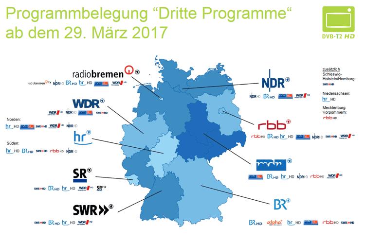 Dvb T2 Mecklenburg Vorpommern
