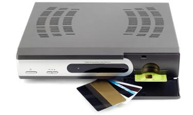 HD Receiver mit Smartcard
