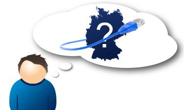 Kabel Internet ist längst nicht überall in Deutschland verfügbar
