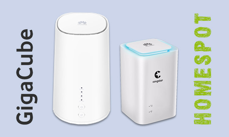 LTE Router bei Vodafone + Congstar