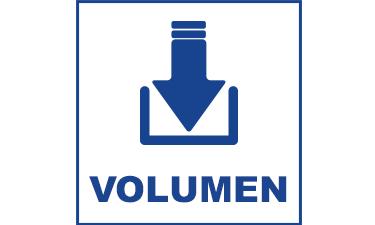 Inklusiv-Volumen im Vergleich