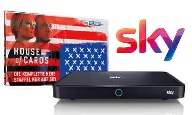 Sky Anbieter-Check Startseite