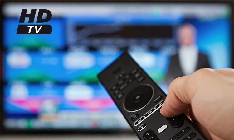 Teaser Bereich HDTV