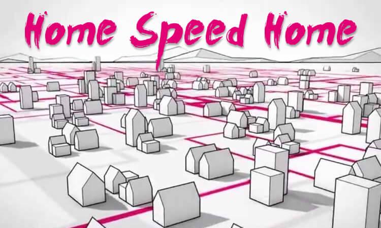 100 Mbit Internet mit Telekom Vectoring
