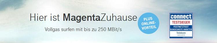 Telekom DSL Aktion Startseite