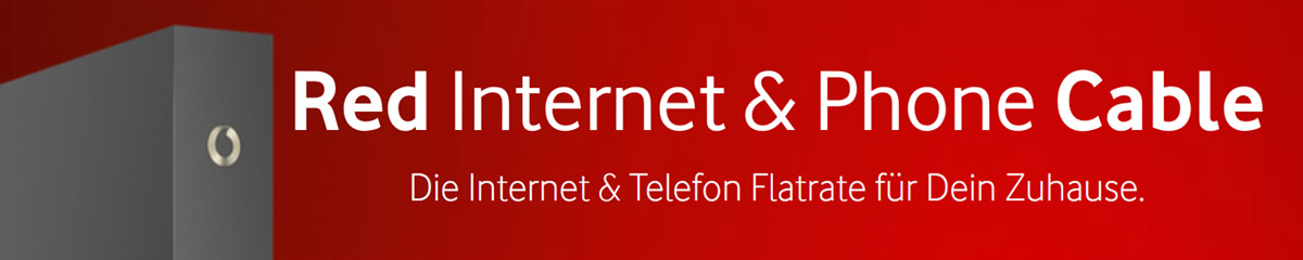 Vodafone DSL Aktion Startseite
