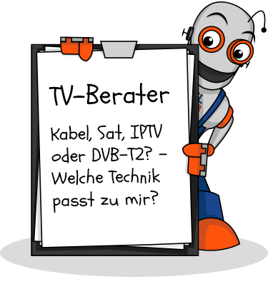 TV Berater - Welche Empfangstechnik bietet was?
