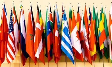 Auslandtarife für vergünstigte Gespräche in der Übersicht