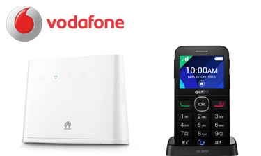 Vodafone Zuhause FestnetzFlat