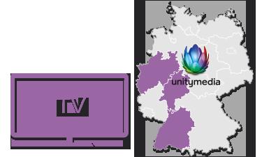 Unitymedia TV Verfügbarkeit