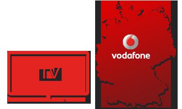 Vodafone TV Verfügbarkeit