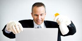 Virenschutz - Sicherheit im Internet
