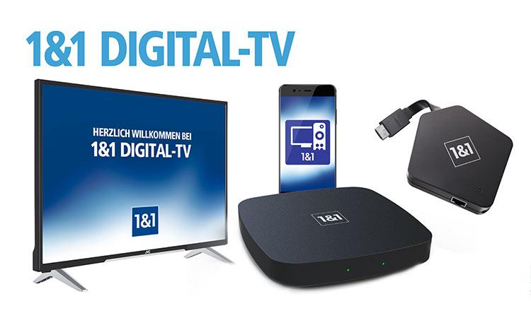 1&1 Digital-TV