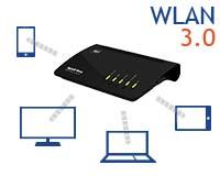 1&1 WLAN 3.0 Heimvernetzung