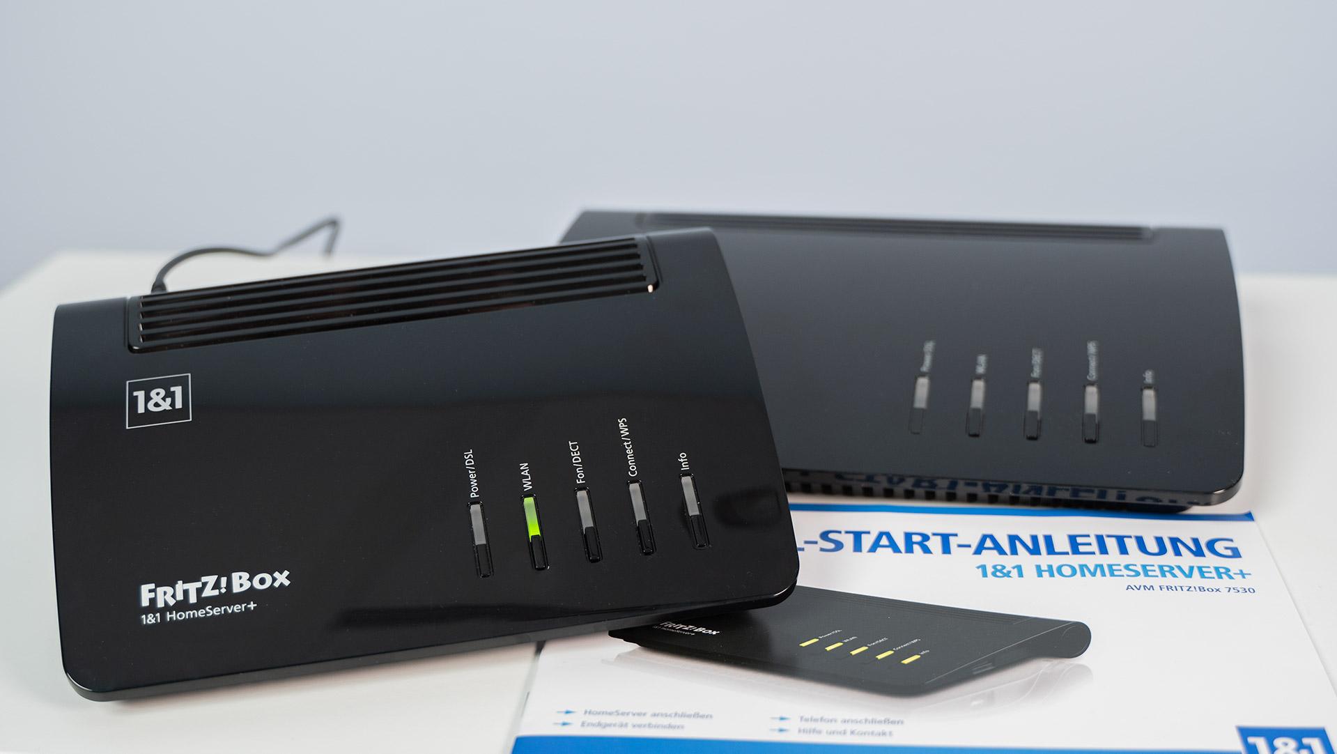 20&20 Homeserver+ einrichten So wird der 20&20 WLAN Router startklar