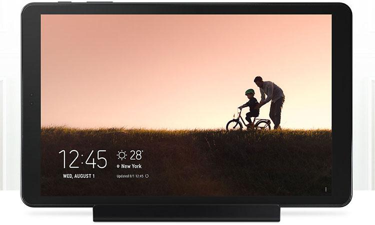 Samsung Galaxy Tab A 10.5 kostenlos mit 1&1 DSL Komplettpaket