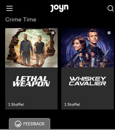 Joyn Crime