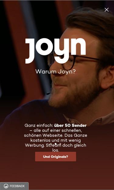 Joy Einstieg Seite 2