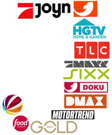 Joyn Logo aus Sendern
