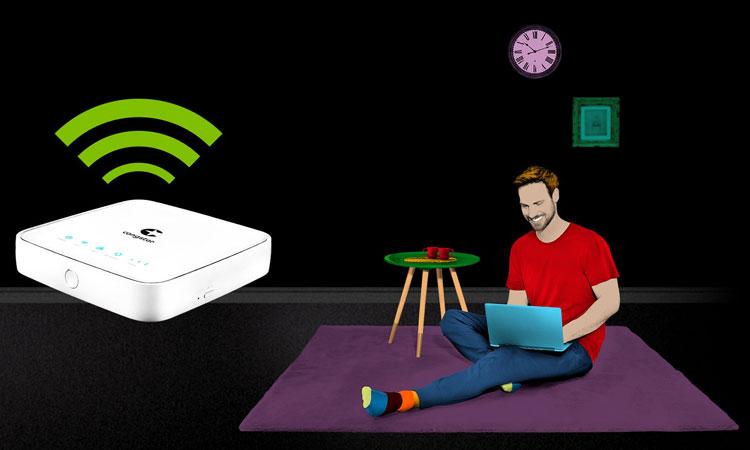 Congstar Homespot - LTE für Zuhause