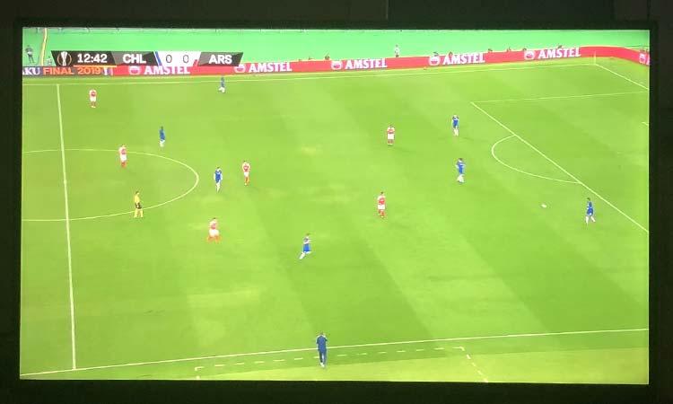 Europa League Finale bei DAZN
