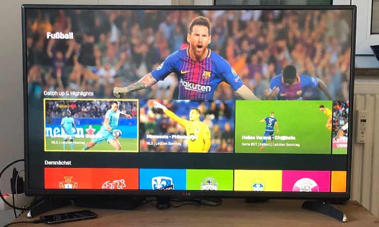 Gute Fußball Streaming Seiten