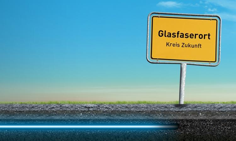Deutsche Glasfaser Ausbauprojekte