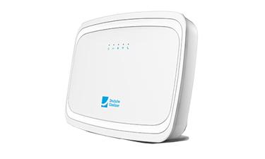Deutsche Glasfaser - DG Router Vorderseite