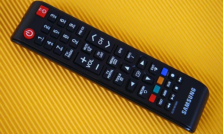 Freenet TV Receiver: Fernbedienung